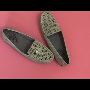 Rare white Life Stride Loafers Brand NEW